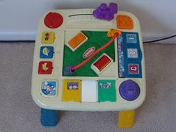 Playskool 2-in-1 Activity Table - Sit To Stand Musical Table