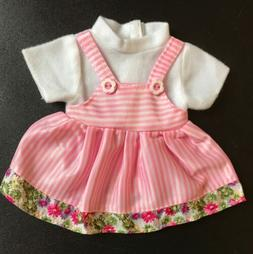 "12"" 13"" 14"" Inch Doll Clothes for Baby Alive Pink & Purple"