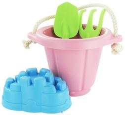 Green Toys 1203694 Green Toys Sand Play Set - Pink