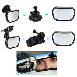2 pack ZogeeZ Baby Rear View Mirror Car Seat Safety for Infa