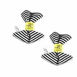 Baby Paper - 2 Pack of Crinkly Baby Toy - Black & White