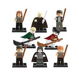 2016 New Brand 8 PCS Harry Potter Minifigures Building Block