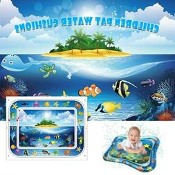 2019 Inflatable Baby Water Mat Fun Activity Play Center for