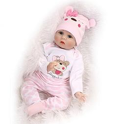 Funny House 55cm 22'' Reborn Baby Doll Realistic Real Lookin