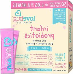 30 Packets, Infant & Baby probiotics Support for Babies 0-6