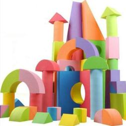 38Pcs Foam Building Blocks For Toddlers Construction Toys Gi
