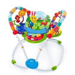 4 Fun Activity Stations Baby Jumper