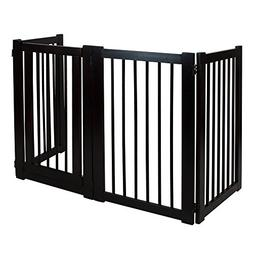 American Trails Freestanding Pet Gate with Door