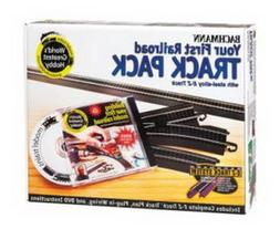 Bachmann Trains Snap - Fit E - Z Track Steel Alloy World's G