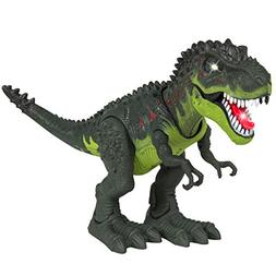 Best Choice Products Kids Toy Walking Dinosaur T-Rex Toy Fig