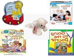 Children's Gift Bundle - Ages 3-5  - Noodleboro Picnic Baske