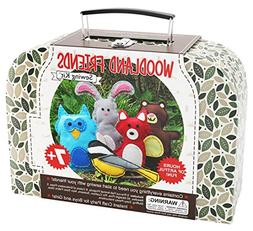 Craftster's Sewing Kits Woodland Animals Craft Educational S