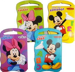 Disney Mickey and Friends Baby Beginner Board Books