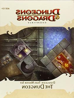 Dungeon Tiles Master Set - The Dungeon: An Essential Dungeon