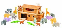 EverEarth Giant Bamboo Noah's Ark with Animals and Figures E