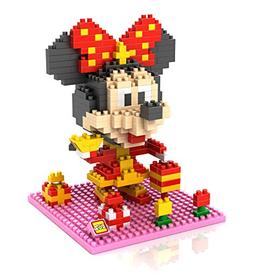 Gooband® LOZ Diamond Blocks Mickey Mouse Minnie Compatible