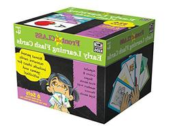 Grades PK - 3 Early Learning Flash Cards