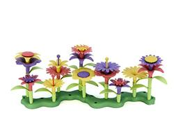 Green Toys Build-a-Bouquet Floral Arrangement Playset - BPA