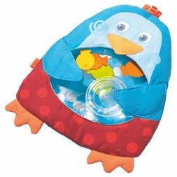 HABA Little Penguin Water Play Mat - Tummy Time Activity for
