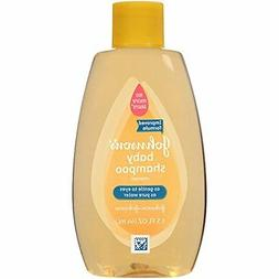 Johnson's Baby Shampoo, Travel Size, 1.5 Ounce