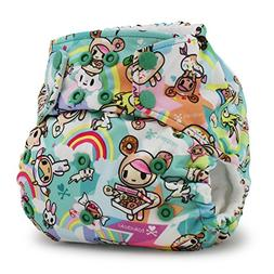 Kanga Care Rumparooz Cloth Pocket Diaper Snap, Tokisweet/Mul