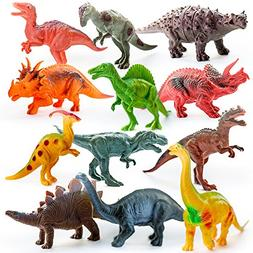 Kids Imaginative Dinosaurs Small & Large Plastic Assorted To