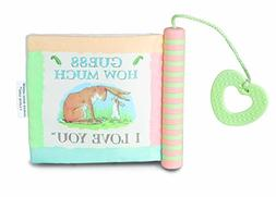 """Guess How Much I Love You Soft Teether Book, 6.5"""""""