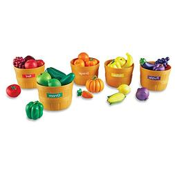 Learning Resources Farmer's Market Color Sorting Set