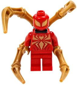 Lego Iron Spider Exclusive Minifigure 76037 Loose