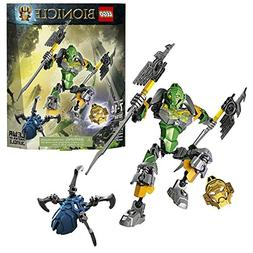 Lego Year 2015 Bionicle Series 8 Inch Tall Figure Set #70784