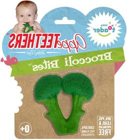 Little Toader Teething Toys, Broccoli Bites
