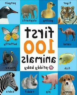 My First 100 Animals  Book