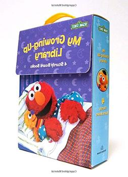 My Growing-Up Library: Sesame Street Board Books- Too Big fo