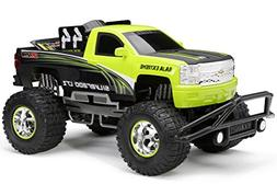 New Bright F/F 9.6V Baja Extreme Silverado RC Car