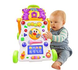 PLS Baby Multi-activity Baby Walker