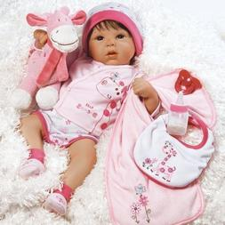 Paradise Galleries Reborn Baby Doll Lifelike Realistic Baby