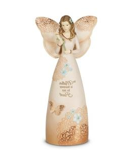 Pavilion Gift Company Light Your Way Memorial Mother Angel F
