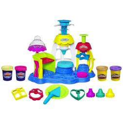 Play-Doh Sweet Shoppe Frosting Fun Bakery Playset, Arts & Cr