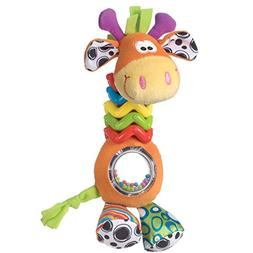 Playgro My First Bead Buddies Giraffe for baby infant toddle