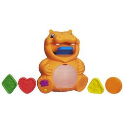 Playskool Learnimals Color Me Hungry Hippo Toy