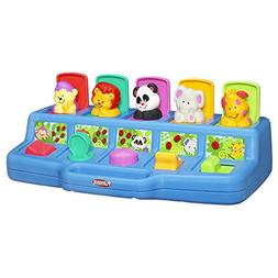 Playskool Play Favorites Busy Poppin' Pals, Pop Up Activity,