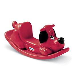 Rocking Puppy Dog for Toddlers or Baby,The Little Tikes Pupp