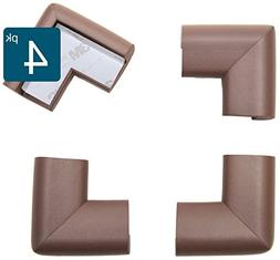 """Roving Cove® 4-Piece """"Safe Corner® Cushion"""" - PRE-TAPED CO"""