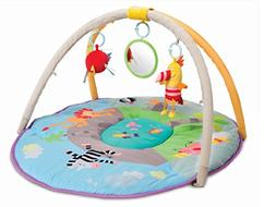 Taf Toys Jungle Pals Gym With Play Mat | Best For New-Born &