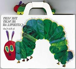 The Very Hungry Caterpillar Giant Board Book and Plush packa