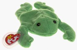 Ty Beanie Babies - Legs the Frog