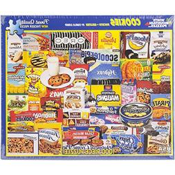 White Mountain Puzzles Cookies - 1000 Piece Jigsaw Puzzle