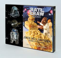 Wookiee Pies, Clone Scones, and Other Galactic Goodies: The