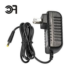 AC Adapter Wall Charger for for Portable DVD Player Car Head