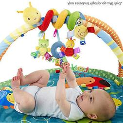 Activity Spiral Stroller Car Seat Travel Lathe Hanging Toys